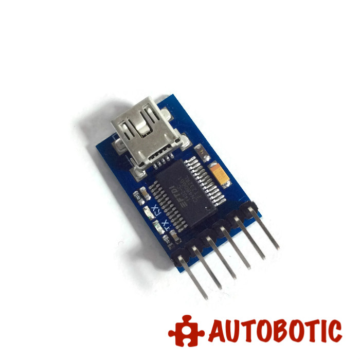 Ft rl mini usb to rs serial adapter module for