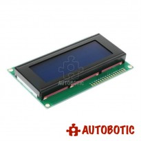 I2C 20x4 Arduino LCD Display Module - White on Blue 5V (2004A)