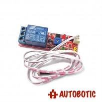 Photoresistor Relay Module With Light Detection Sensor Light Module (12V)