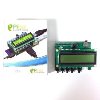 PIFACE CONTROL & DISPLAY - I/O BOARD WITH LCD DISPLAY, FOR RaspberryPi