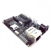 IBoard ATMega328 Arduino Compatible Board with WIZnet POE Ethernet Port for Home Automation Robot Control