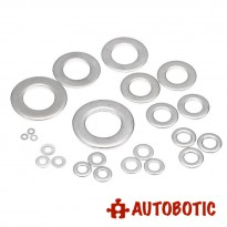 M4 Stainless Steel Flat Washer