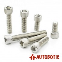 M8x20mm Stainless Steel Socket Cap Machine Screw
