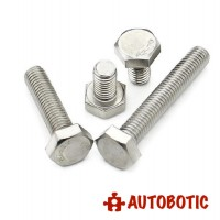 M8x50mm Stainless Steel Hex Bolt