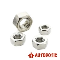 M3 Stainless Steel Hex Nut