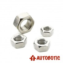M4 Stainless Steel Hex Nut
