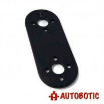 Horizontal / Vertical Robot Bracket Support (Black)