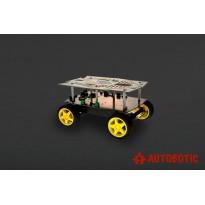 Cherokey: 4WD Arduino Mobile Robot *PRE-ORDER*