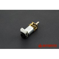 Micro Metal Geared motor w/Encoder - 6V 530RPM 30:1