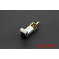 Micro Metal Geared motor w/Encoder - 6V 155RPM 100:1