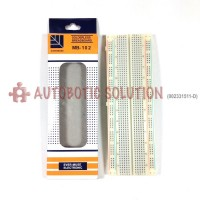 MB-102 830 Point Solderless Breadboard for Arduino Projects