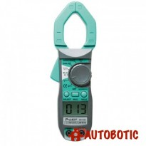 2A Mini Digital Clamp Meter
