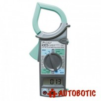 Hand Held Digital Clamp Meter