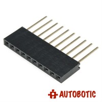 10-Pin Stackable Header for Arduino Projects (2pcs per Pack)