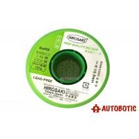 0.8mm Lead Free Silver Solder Wire 100G/ROLL
