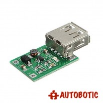 USB DC-DC Converter Step Up Boost Module (0.9V-5V to 5V 600mA)