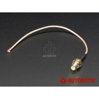 SMA to uFL/u.FL/IPX/IPEX RF Adapter Cable