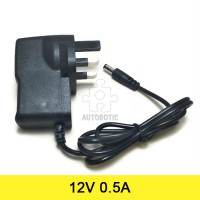 AC to DC Power Adapter 12V 0.5A (UK Plug) Arduino