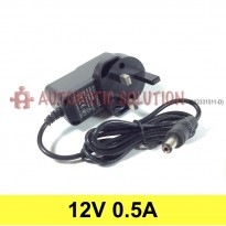 Arduino 12V 0.5A AC to DC Power Suppy Adapter