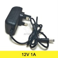 AC to DC Power Adapter 12V 1A (UK Plug) Arduino