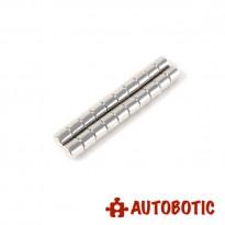 Neodymium Round Magnet 3mm x 3mm