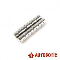 Neodymium Round Magnet 5mm x 3mm
