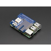 Adafruit Ultimate GPS HAT for Raspberry Pi A+/B+/Pi 2 - Mini Kit