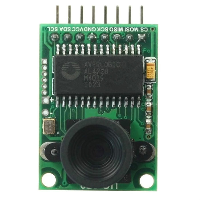Mini module camera shield w mp ov for arduino uno