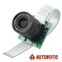OV5647 Camera Board /w CS mount Lens fully compatible with Raspberry Pi