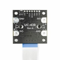 NOIR Camera Board /w CS mount Lens compatible with official Raspberry Pi module