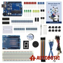 UCTRONICS Primary Starter Kit for Arduino