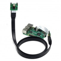 Arducam CSI to HDMI Cable Extension Module with 15pin 80mm FPC cable for Raspberry Pi Camera Specific (pack of 2,1 set)