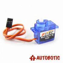 Micro 0.12sec/60degree 1.3kg.cm Analog Servo (FS90)