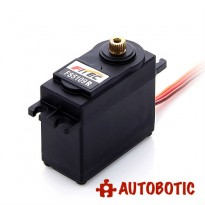 10kg.cm 360 Degree Continuous Rotation Standard Servo