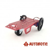 2WD Mini Robot Mobile Platform Kit A