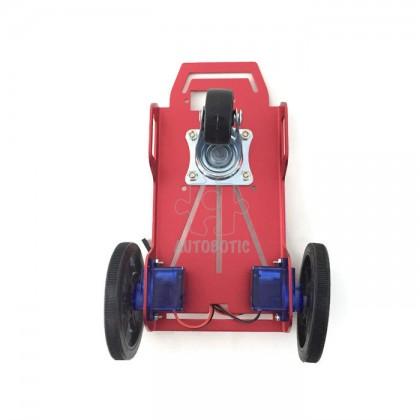 2WD Mini Robot Mobile Platform Kit A [PROMO PRICE]