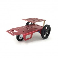 2WD Mini Robot Mobile Platform Kit B