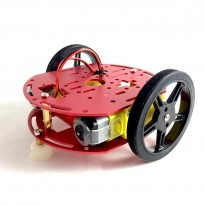 2WD Mini Smart Robot Mobile Platform Kit