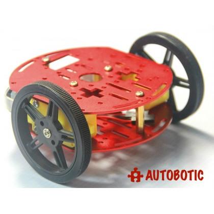 2WD Mini Smart Robot Mobile Platform Kit