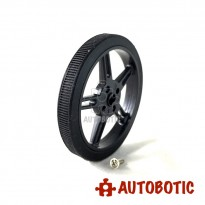 60*8mm Wheel for DC Motor Gear Box