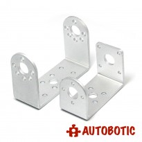 Aluminum U-shaped Bracket For Servo SCS09 SCS15 FR0109M FR0115M