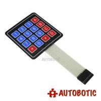 4x4 Matrix 16 Key Membrane Switch Keypad for Arduino