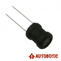 0810 Radial Leaded Inductor 100uH (1A)