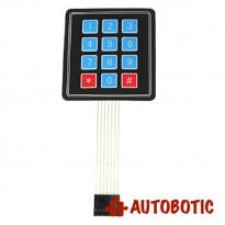 Keypad 3x4 (for Arduino)