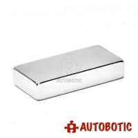 Neodymium Rectangle Magnet 50mm x 25mm x 10mm (1 piece)
