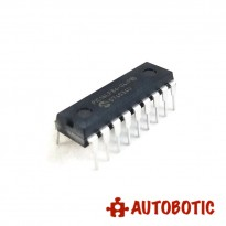 DIP-18 Integrated Circuit IC (PIC16LF84-04/P) 8 Bit Microcontroller