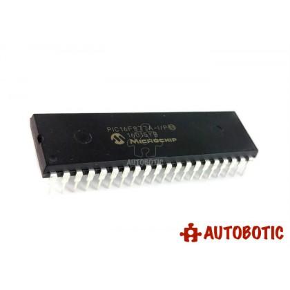 DIP-40 Integrated Circuit IC (PIC16F877A-I/P) 8 Bit Microcontroller