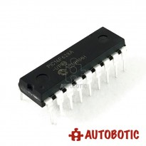DIP-18 Integrated Circuit IC (PIC16F628A-I/P) 8 Bit Microcontroller