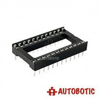 IC SOCKET 24 PIN (Wide)