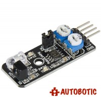 IR Obstacle Avoidance Infrared Sensor Module for Arduino (AD-032)